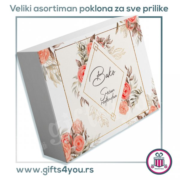 personalizovane-poklon-kutije-Personalizovana poklon kutija - Najbolja baka_2