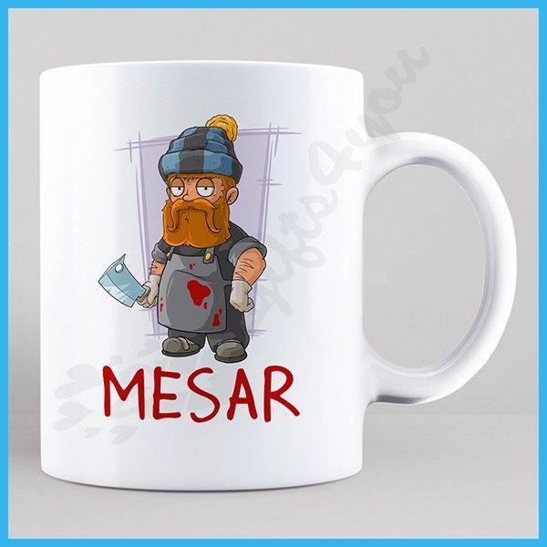 solje-Mesar poklon šolja_49